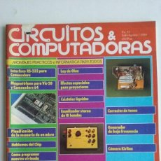 Videojuegos y Consolas: REVISTA CIRCUITO IMPRESO & COMPUTADORAS/COMMODORE/SPECTRUM/VIC-20/AÑOS 80.. Lote 104017759