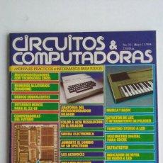 Videojuegos y Consolas: REVISTA CIRCUITO IMPRESO & COMPUTADORAS/DRAGON/COMMODORE/SPECTRUM/AÑOS 80.. Lote 104018035