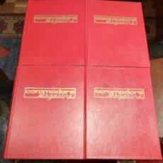 Videojuegos y Consolas: COLECCIÓN REVISTAS COMMODORE MAGAZINE (1-24) IMPECABLES. RETRO INFORMÁTICA. NO MSX AMSTRAD SPECTRUM. Lote 105307115