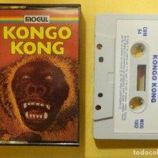 Videojuegos y Consolas: JUEGO PARA COMODORE 64 - CMB 64 - C64 - VIC-20 - KONGO KONG - MOGUL. Lote 106845727