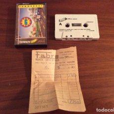 Videojuegos y Consolas: JUEGO APB - TENGEN / DOMARK - ERBE - COMMODORE 64 C64 - EDICIÓN ESPAÑOLA. Lote 108311875