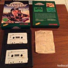 Videojuegos y Consolas: JUEGO AIRBORNE RANGER - COMMODORE 64 C64 - MICROPROSE - ERBE - EDICIÓN ESPAÑOL. Lote 108312887