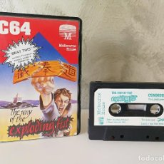 Videojuegos y Consolas: THE WAY OF EXPLODING FIST COMMODORE 64 EN ESTUCHE. Lote 109151115