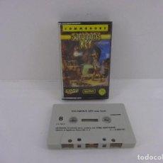 Videojuegos y Consolas: JUEGO COMMODORE SALOMON`S KEY. Lote 115571795