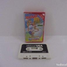 Videojuegos y Consolas: JUEGO COMMODORE BUMP SET SPIKE (DOUBLES VOLLEYBALL). Lote 115592091
