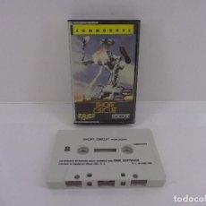 Videojuegos y Consolas: JUEGO COMMODORE SHORT CIRCUIT. Lote 115592815