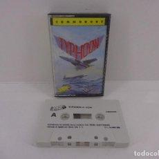 Videojuegos y Consolas: JUEGO COMMODORE TYPHOON. Lote 115594579