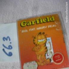 Videojuegos y Consolas: ANTIGUO JUEGO COMMODRE - GARFIELD. Lote 116382459
