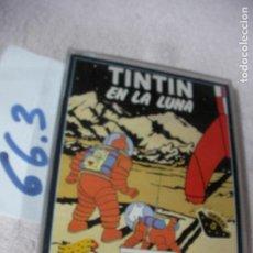 Videojuegos y Consolas: ANTIGUO JUEGO COMMODRE - TINTIN EN LA LUNA. Lote 116382687