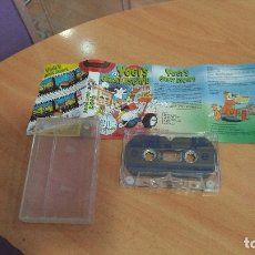 Videojuegos y Consolas: YOGI´S GREAT ESCAPE COMMODORE 64. Lote 125089619