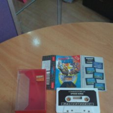 Videojuegos y Consolas: SPEED KING COMMODORE 64. Lote 125089815