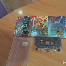Videojuegos y Consolas: SCOOBY-DOO AND SCRAPPY-DOO COMMODORE. Lote 125090799