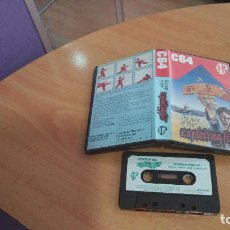 Videojuegos y Consolas: THE WAY OF THE EXPLODING FIST COMMODORE 64. Lote 125090919