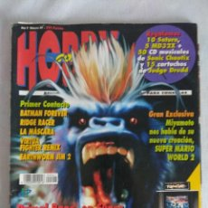 Videojuegos y Consolas: REVISTA VIDEO JUEGOS/HOBBY CONSOLAS Nº47.. Lote 128347607