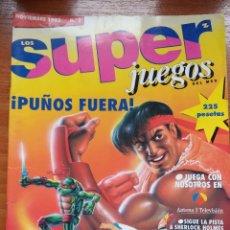 Videojuegos y Consolas: REVISTA VIDEO JUEGOS/LOS SUPER JUEGOS Nº7.. Lote 128348275