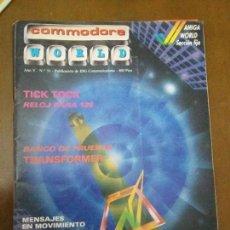 Videojuegos y Consolas: 11-00239 COMMODORE WORLD Nº51 - AÑO V. Lote 128828763