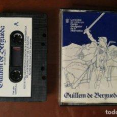 Videojuegos y Consolas: GUILLEM DE BERGUEDÁ COMMODORE C64. Lote 133832510