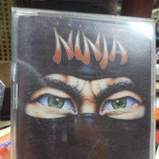 Videojuegos y Consolas: JUEGO THE LAST NINJA PARA COMMODORE 64 /128.SISTEM 3 ED.ESPAÑOLA 1987.. Lote 134068602