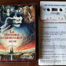 Videojuegos y Consolas: HISTORIA INTERMINABLE 2 TESTEADO COMMODORE. Lote 134785422