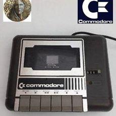 Videojuegos y Consolas: REPRODUCTOR CASSETTES COMMODORE 16....) ...... FUNCIONANDO Y EN BUEN ESTADO.. Lote 132841378