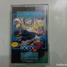 Videojuegos y Consolas: JUEGO 'BATMAN: THE CAPED CRUSADER' COMMODORE. Lote 135367250
