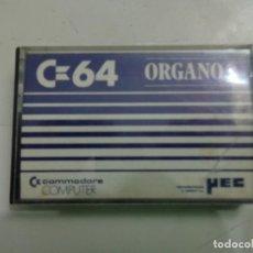 Videojuegos y Consolas: JUEGO 'C-64 ORGANO' COMMODORE. Lote 135368798