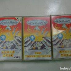 Videojuegos y Consolas: LOTE JUEGOS 'TOOL BOX' COMMODORE. Lote 135369530