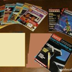 Videojuegos y Consolas: 11-00247 COMMODORE PACK REVISTAS. Lote 128829463