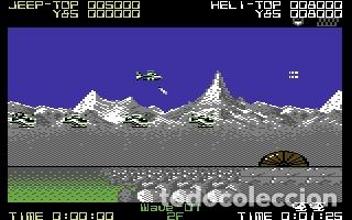 Videojuegos y Consolas: SilkWorm [Storm / The Sales Curve] 1989 Tecmo / Mastertronic Plus [Commodore 64 C64] - Foto 6 - 54058556
