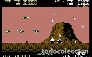 Videojuegos y Consolas: SilkWorm [Storm / The Sales Curve] 1989 Tecmo / Mastertronic Plus [Commodore 64 C64] - Foto 7 - 54058556