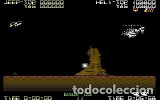 Videojuegos y Consolas: SilkWorm [Storm / The Sales Curve] 1989 Tecmo / Mastertronic Plus [Commodore 64 C64] - Foto 8 - 54058556