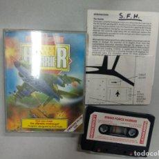 Videojuegos y Consolas: STRIKE FORCE HARRIER - COMMODORE. Lote 139890294