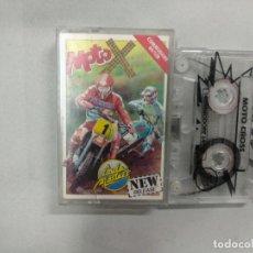 Videojuegos y Consolas: MOTO X CROSS - COMMODORE. Lote 139891734