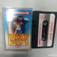 Videojuegos y Consolas: RAGING BEAST - COMMODORE. Lote 139893298