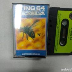 Videojuegos y Consolas: STING 64 - COMMODORE. Lote 139893346