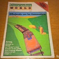 Videojuegos y Consolas: COMMODORE WORLD Nº4. Lote 140157422