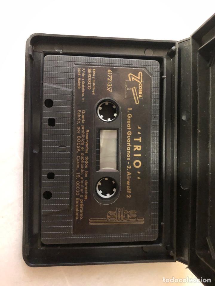Videojuegos y Consolas: Trio hit pak c64 commodore 64 edición zafiro software - Foto 3 - 143406970