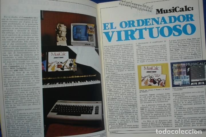 Videojuegos y Consolas: -COMMODORE MAGAZINE Nº 7 - SEPTIEMBRE 1984 - Foto 2 - 146446886