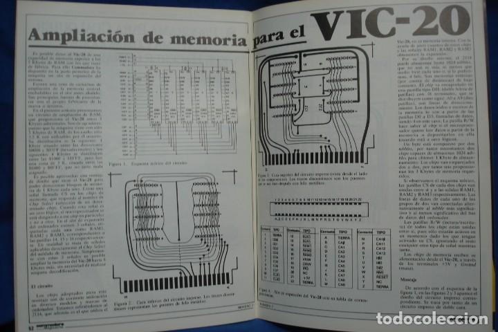 Videojuegos y Consolas: -COMMODORE MAGAZINE Nº 7 - SEPTIEMBRE 1984 - Foto 3 - 146446886