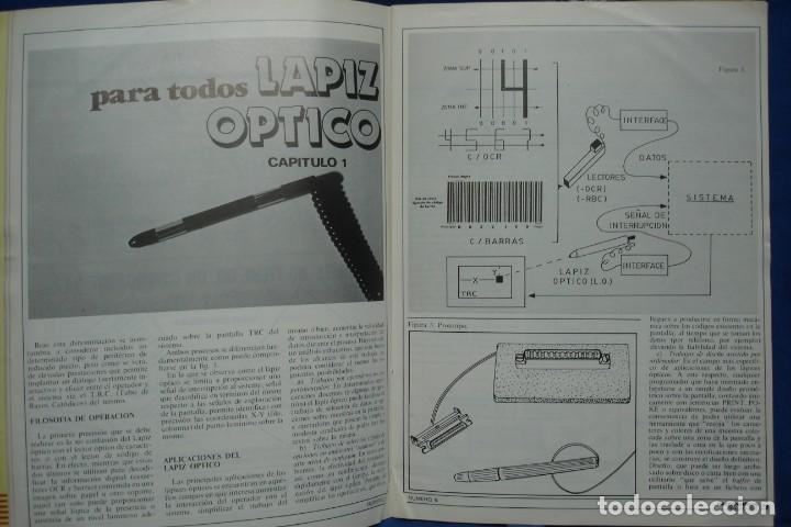 Videojuegos y Consolas: -COMMODORE MAGAZINE Nº 6 - AGOSTO 1984 - Foto 3 - 146447402