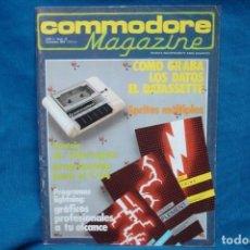 Videojuegos y Consolas: -COMMODORE MAGAZINE Nº 22 - DICIEMBRE 1985. Lote 146448114