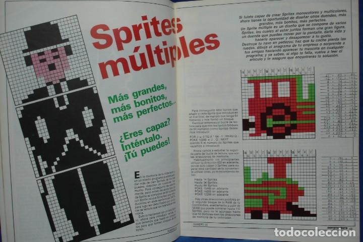 Videojuegos y Consolas: -COMMODORE MAGAZINE Nº 22 - DICIEMBRE 1985 - Foto 2 - 146448114