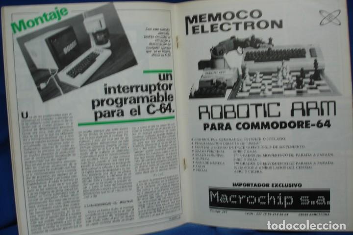 Videojuegos y Consolas: -COMMODORE MAGAZINE Nº 22 - DICIEMBRE 1985 - Foto 3 - 146448114