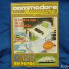 Videojuegos y Consolas: -COMMODORE MAGAZINE Nº 24 - FEBRERO 1986. Lote 146449066