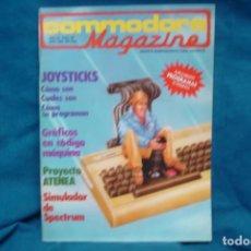 Videojuegos y Consolas: COMMODORE MAGAZINE Nº 26 - ABRIL 1986. Lote 146945430
