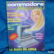 Videojuegos y Consolas: COMMODORE MAGAZINE Nº 31 - SEPTIEMBRE 1986. Lote 146946166