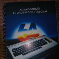 Videojuegos y Consolas: CURSO DE INTRODUCCIÓN AL BASIC COMMODORE. Lote 148290309