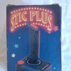 Videojuegos y Consolas: JOYSTICK PLUS/ESPECIAL PARA SINCLAIR ESPECTRUM +2 Y +3.. Lote 151506222