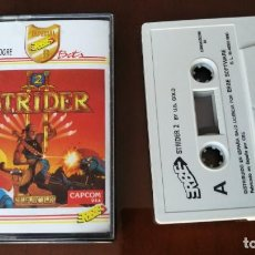 Videojuegos y Consolas: STRIDER II COMMODORE. Lote 155956498