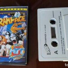 Videojuegos y Consolas: RAMPAGE COMMODORE. Lote 155957090